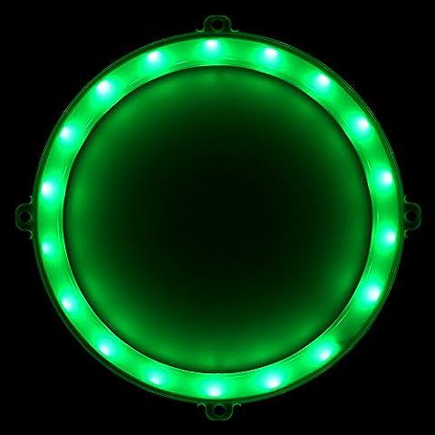 Blinngo Cornhole LED lights, Ultra Bright Standard Cornhole Night Light for Family Backyard Bean Bag Toss Cornhole Game, Four Color Options, Long-lasting Over 72 Hours, 2 Set (Backyard Beans)