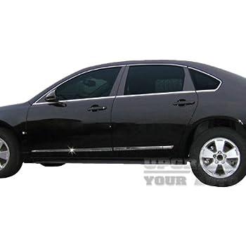 SES Chrome Body Side Molding /'Accent/' for 2007-2012 Lexus ES