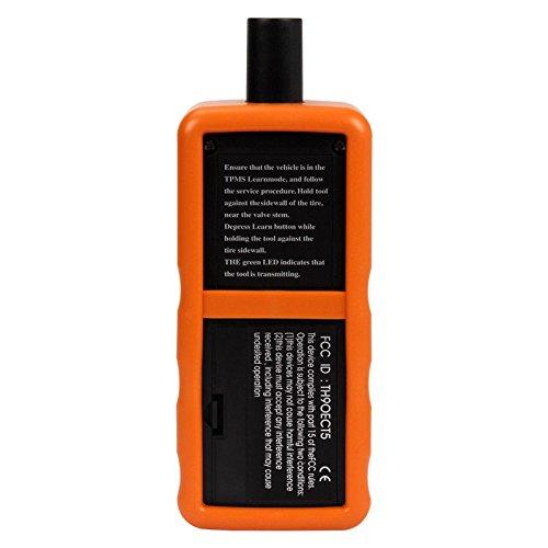 Ocamo EL-50448 Car Tire Pressure Monitor Sensor TPMS Activation for GM Vehicle