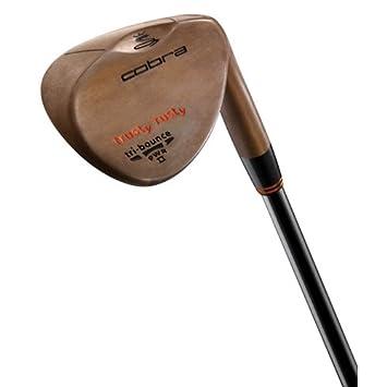 Amazon.com: Cobra Trusty Rusty cuña (acabado óxido): Sports ...