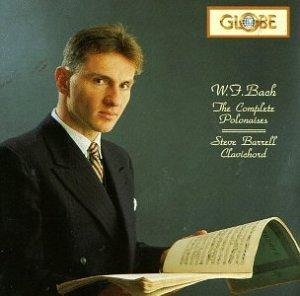 Wilhelm Friedemann Bach: Twelve Polonaises 5 ☆ popular Max 67% OFF 12 Steve - F. Barrel