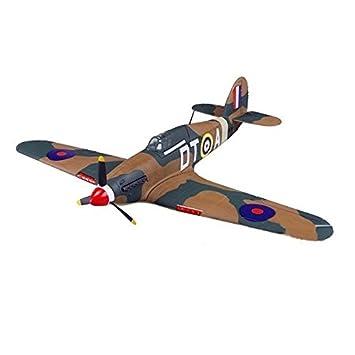 ADAALEN NiceSky Mini Hurricane 700mm Wingspan Warbird RC