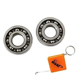 HURI 2 Chainsaw Crankshaft Bearing for Stihl MS290 MS310 MS390 029 039 Replace 9503 003 0440