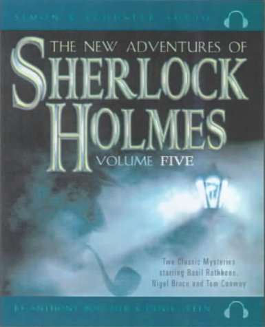 The New Adventures of Sherlock Holmes, Vol. 5: The Amateur Mendicant Society / The Case of the Vanishing White Elephant ()