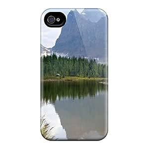 National Park British Columbia Canada Case Compatible With Iphone 4/4s/ Hot Protection Case