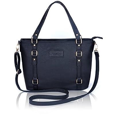 Crossbody Bags for Women,ZMSnow PU Leather Fashion Satchel Shoulder Handbags