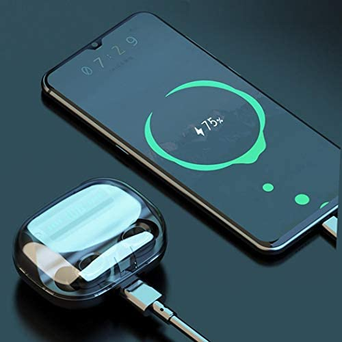 Recommend Cheap Mandii 5.0 Wireless Bluetooth Earphone In-ear Mini Binaural Bluetooth Headsets KEtFYCs