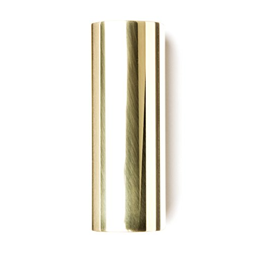 (Dunlop 222 Brass Slide, Medium Wall Thickness, Medium)