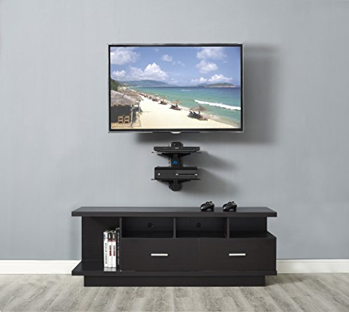 Mounting Dream Md2413 Kt Full Motion Tv Wall Mount And Dvd Floating
