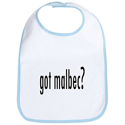 (CafePress - got malbec.png Bib - Cute Cloth Baby Bib, Toddler Bib)