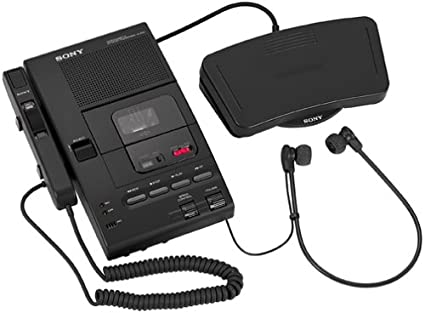 repair manual sony m 2000 microcassette transcriber