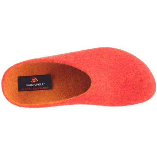 Magicfelt Andromeda, Unisex - Adult Loafers Red - Rot (Red 4808)