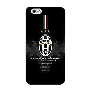 Durable Iphone 6 Plus/6s Plus (5.5 Inch) Cover Case, Fabulous Special Juventus FC S.P.A Logo Phone Case for Iphone 6 Plus/6s Plus (5.5 Inch) Juventus Logo Case