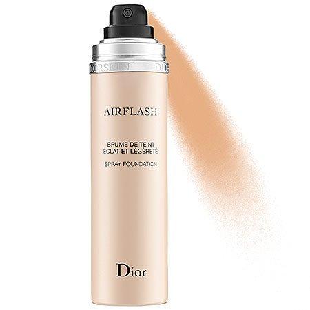 Dior Diorskin Airflash Spray Foundation Rosy Beige 302 2.3 oz