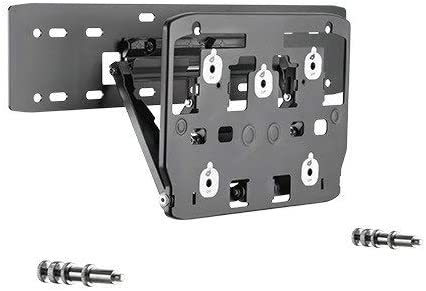Mount Plus MP-13QL Micro Gap, No Gap TV Wall Mount Bracket Exclusively Version for 75 Samsung Q900R Q950R Q90R Q85R Q7FN Q9FN Q900 Q7 Q8 Q9 Q7FN Q9FN Flat Screen TVs 110 lbs Weight Capacity