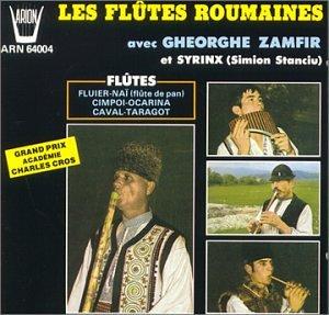 Les Flutes Roumaines (Romanian Flutes) (Stanciu Simion Syrinx)