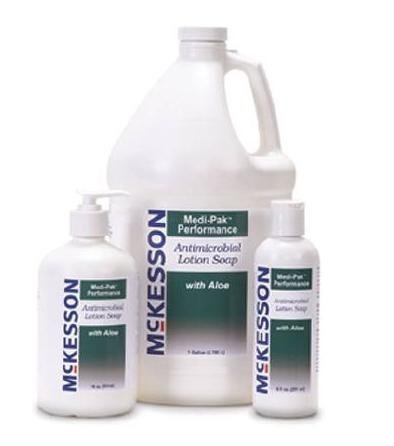 (Medi-Pak Performance Antimicrobial Lotion Soap with Aloe - 1 Gallon)