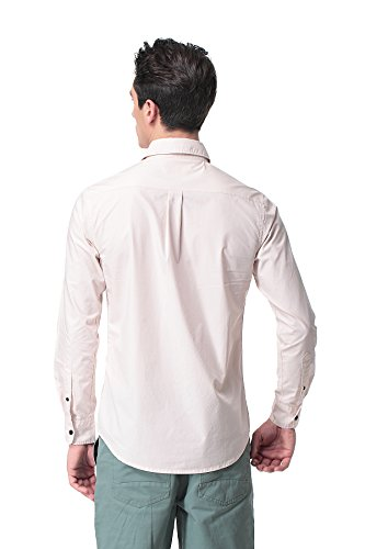 Formali La 11 Manica Bianco P Pau1hami1ton Per Lunga Mens Classico Cura Facile Camicie wp6gAxRq6