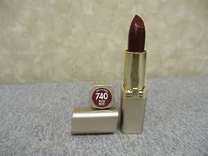 Loreal Colour Riche Lipstick Plush Velvet #740