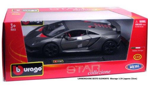 Bburago 1 24 Lamborghini Sesto Elemento Colors May Vary Available
