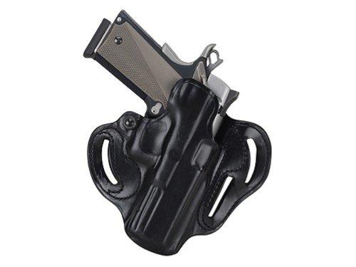 DeSantis Speed Scabbard Holster Right Hand Glock 48 Leather Black