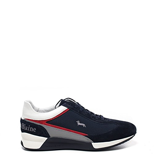 Blu Scontate Sneakers 2018 Uomo E1060636 Art Blaine Harmont P e amp; Iqpvzz