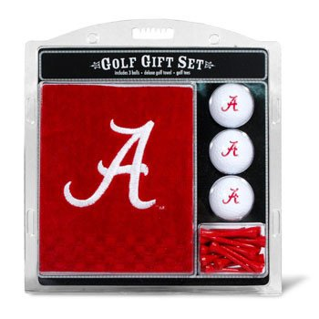 NCAA Embroidered Towel Gift Set NCAA Team: Alabama ()