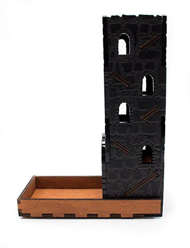 Dragon Stone Dice Tower by C4Labs by C4Labs (Image #2)