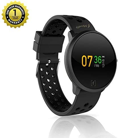 MevoFit Race-Dive Sports-Smart-Watch for Fitness & Sports PRO: Stylish-Sporty-Swimproof-Smart-Watch, All Activity Tracking
