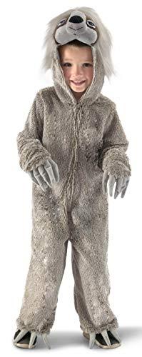 Princess Paradise Swift The Sloth Costume, Small Gray -