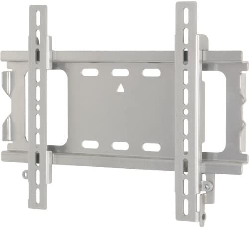 Sanus ML22-S1 Fixed Low-Profile Wall Mount for 15 to 40 Displays Silver Discontinued by Manufacturer