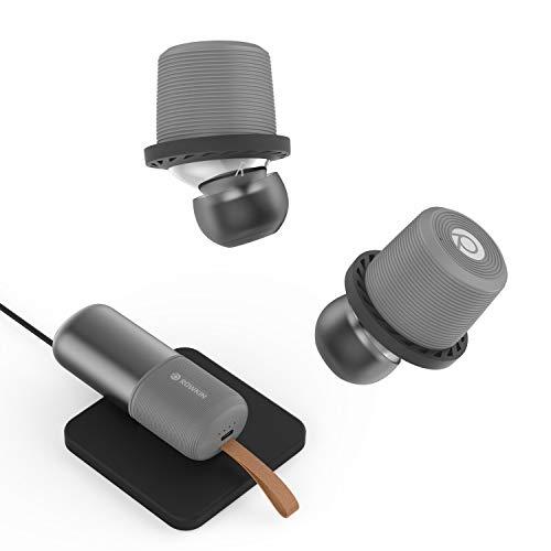 Rowkin Ascent Charge+ True Wireless Earbuds: 50+ Hours Bluet