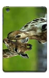 Bradley's shop wild animals of Giraffe for ipad mini case