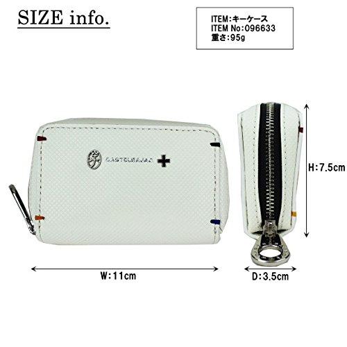 096633 CASTELBAJAC case CASTELBAJAC key TORQUE TORQUE White XH8fZx