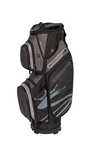 Cobra Golf 2019 Ultralight Cart Bag (Black)