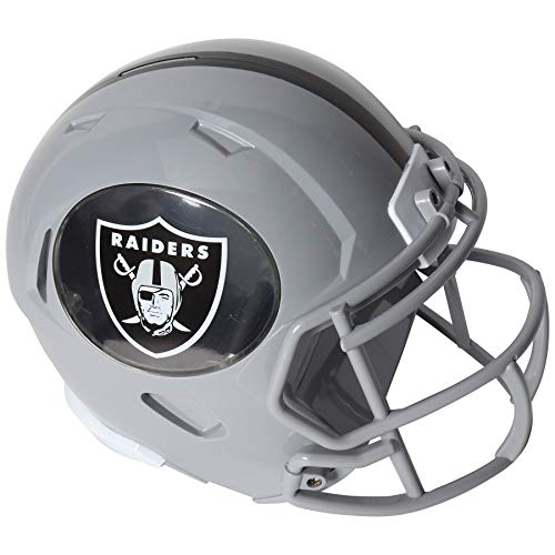 Oakland Raiders Abs Helmet Bank