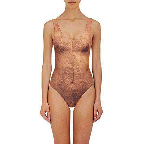 Amazoncom Beloved Shirts Sexy Chest Tan One Piece Swimsuit Clothing
