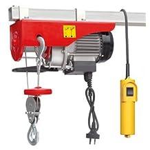 Electric Hoist 120V/60HZ, Lifting Weight: 440 lbs (200kg)