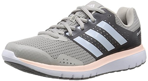 adidas Damen Duramo 7 Laufschuhe Grau (Clear Granite/Halo Blue S16/Granite)