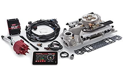 Amazon com: Edelbrock 3220 Pro-Flo 3 EFI System SBC86