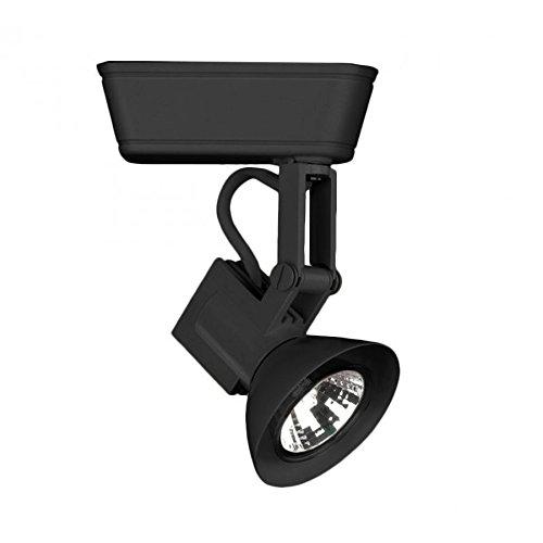 WAC Lighting LHT-856-BK L Series Low Voltage Track Head, 50W - Head Monorail Kit