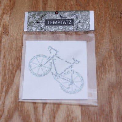 Bicicleta de juego de palabras – Tatuajes temporales por temptatz ...