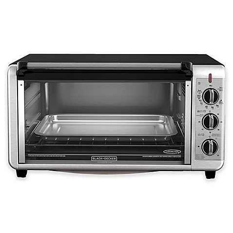 Extra-Wide Toaster Oven | Can be used to Bake, Broil, Toast, or Keep Warm using Convection Heating (Toast Broil Bake Oven compare prices)