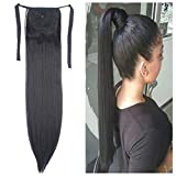 Hair Extensions Ponytail One Piece Tie Up Ponytail