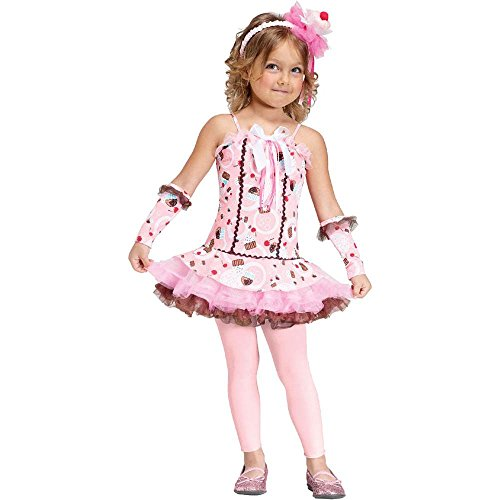 Sweet Cupcake Toddler Costume -