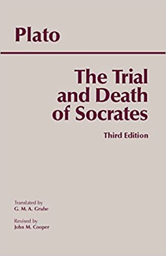 Of trial pdf socrates death and