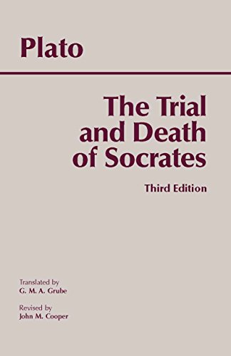 The Trial and Death of Socrates cover