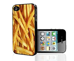 I Love French Fries Hard Snap on Phone Case (iPhone 5/5s)