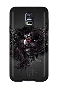 Awesome Venom Flip Case With Fashion Design For Galaxy S5