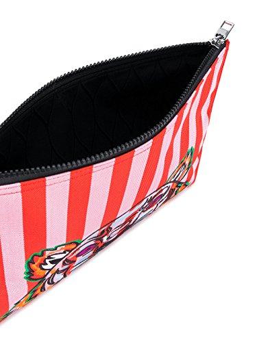 Kenzo Pochette Donna F855PM302B2032 Canapa Rosa Muy En Venta 3DIiPad0ok